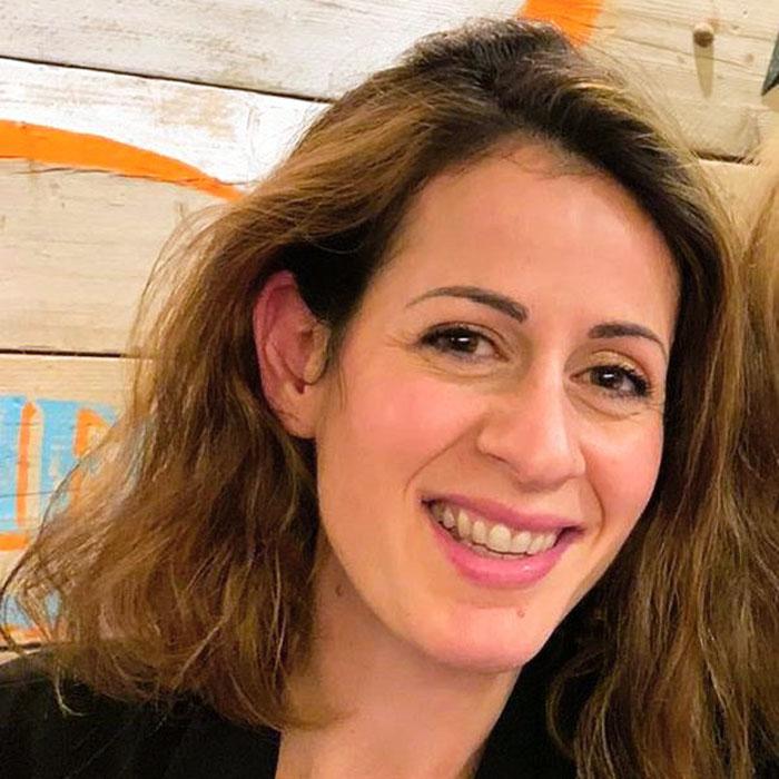 insegnante Maria Giulia Scuola Estetica Dorabruschi