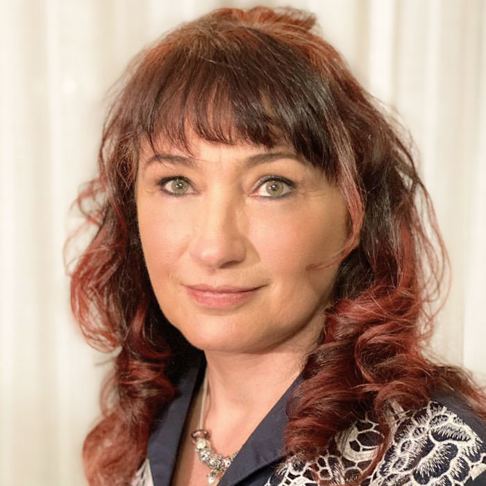 Roberta insegnante Scuola Estetica Dorabruschi